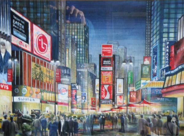 Times Square Dancer.