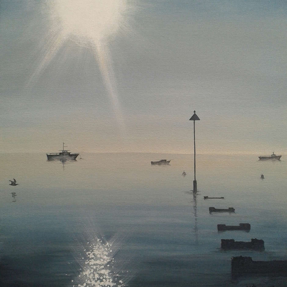 Early Morning Southend, (Under offer). Anne Seaman