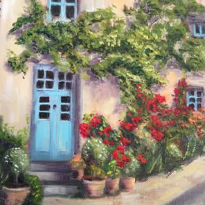 Doorway in the Dordogne