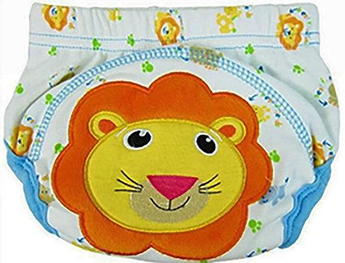 Lion Training Pants/Diaper Cover