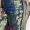 Thumbnail: Trendy Plus Size High Rise Skinny Jeans w/ Paint Splash
