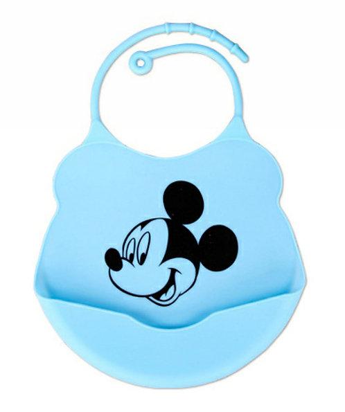 Mickey Mouse Silicone Bib