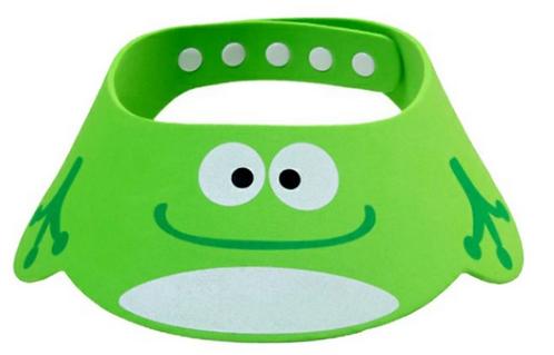 GREEN SHAMPOO GUARD CAP