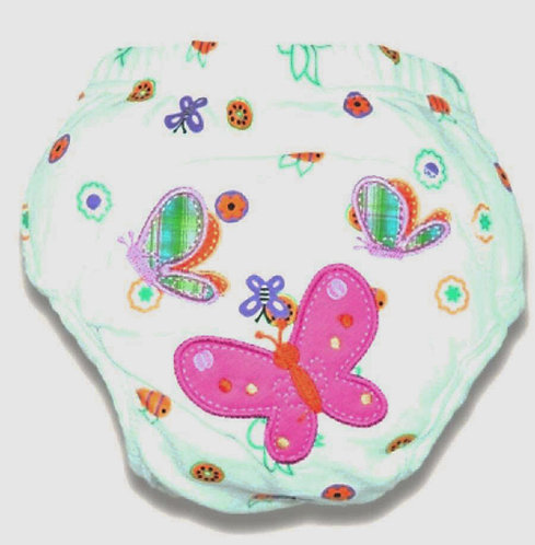Butterfly Training Pants/Diaper Cover