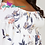 Thumbnail: Plus size Maxi Ivory Off Shoulder L/Bell Sleeve Rushed Torso Dress