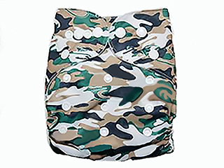 ARMY AIO DIAPER