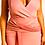 Thumbnail: Plus Size Dusty Pink Bodycon Dress