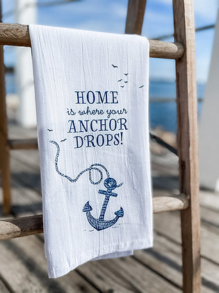 DISCOUNTED Home is Where Your Anchor Drops