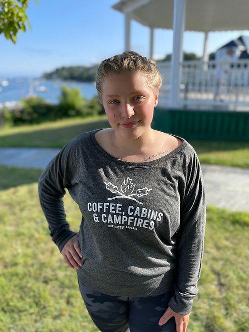Women's Campfire Long Sleeve T-shirt
