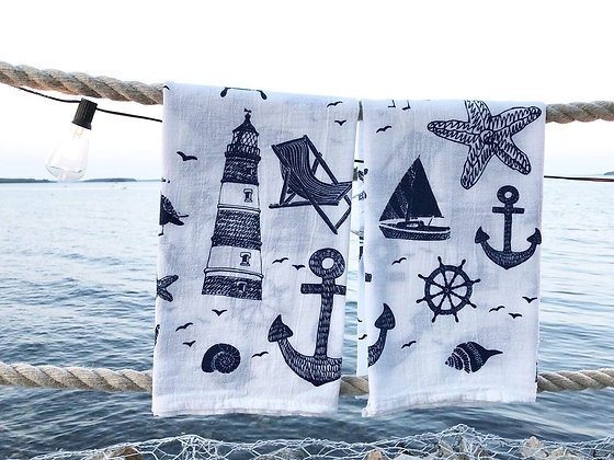 DISCOUNTED Maritime Collage