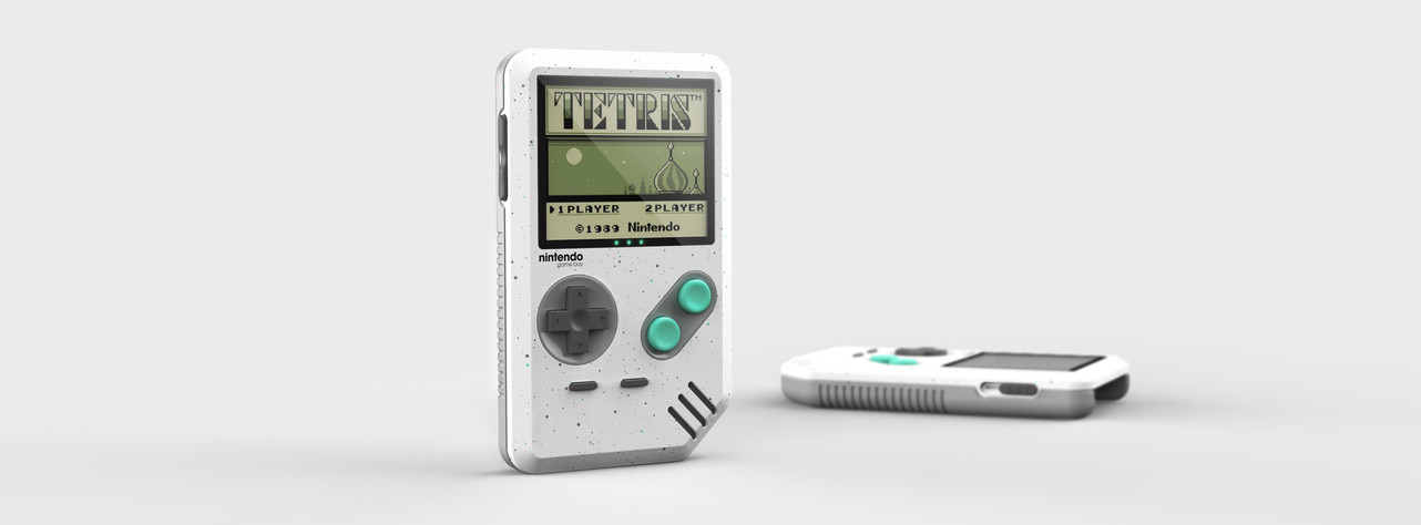 GameBoy Redesign
