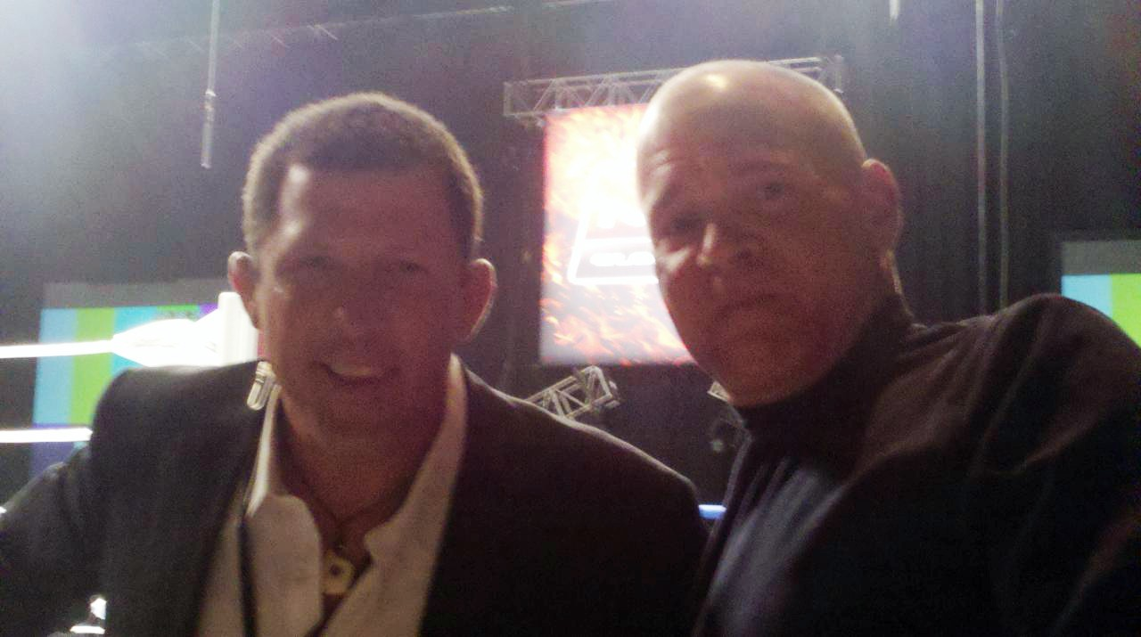 With 5x UFC Champ Pat Miletich