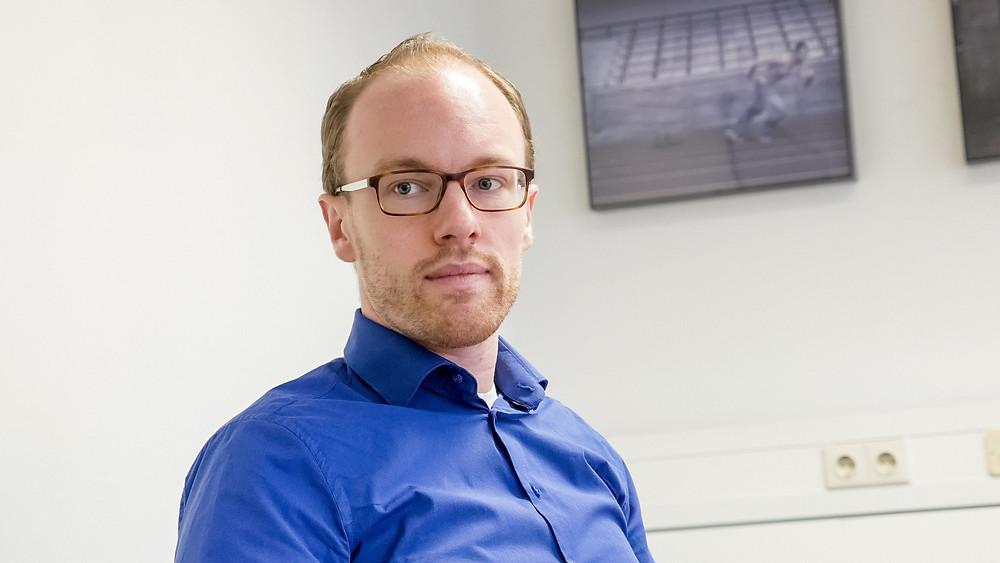 Joost van der Gullik - deelnemer Kickstart RAIL
