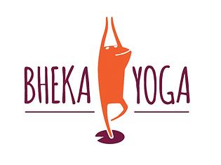 logo Bheka Yoga