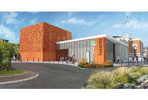 Théâtre de Dreux, Clé Millet International, http://www.clemilletinternational.com/fr/projet/th%C3%A9%C3%A2tre-de-dreux