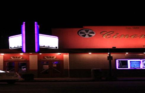 Miribel et du Plateau - Cinéma