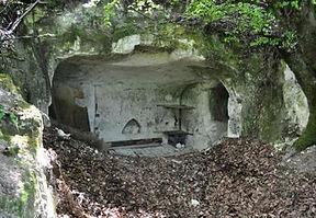Grottes de Crayères, Région de Vertus