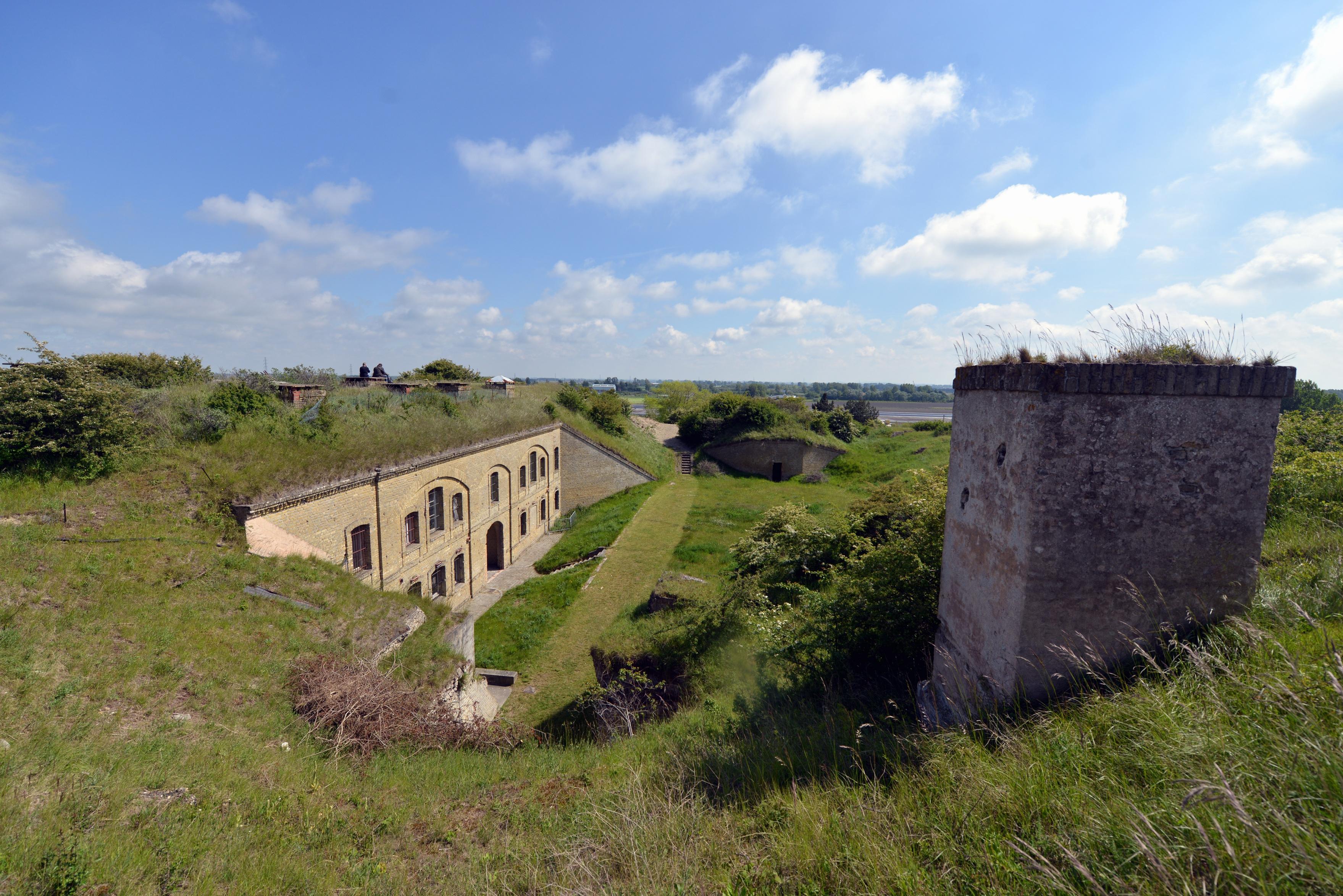 Fort de Leffrinckoucke - touristique