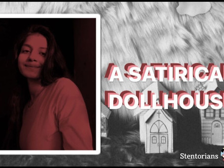A Satirical Dollhouse