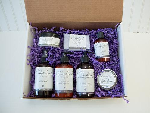 Lavender Pamper Gift Set