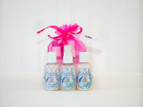 Lavender Berry Fairy Gift Set