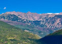 Majestic Gore Range