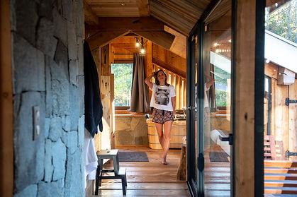 Là Haut et Spa chambres suites d'hôtes Ventron Vosges spa hammam piscine bain nordique dépaysement nature