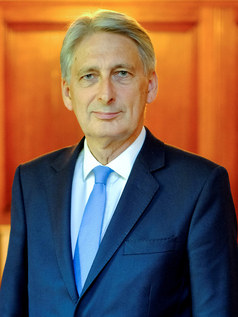 Philip Hammond / former Chancellor of the Exchequer