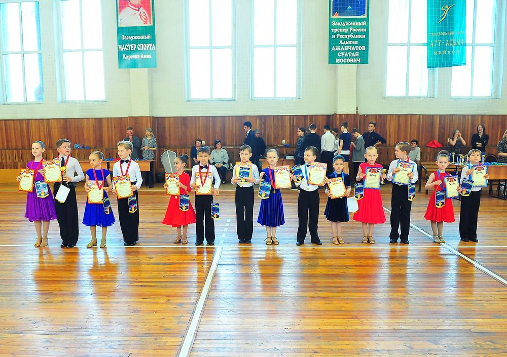 Танцы в Майкопе