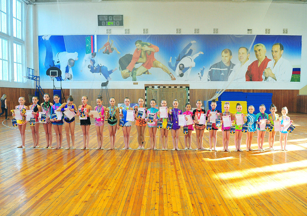 Гимнастика в Майкопе