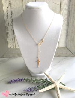 Forever Faithful / Cross Necklace