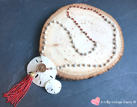 Habanera Tassel Necklace