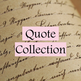 Quote Collection