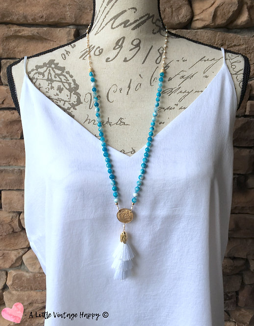 Dreaming in the Moonlight Necklace