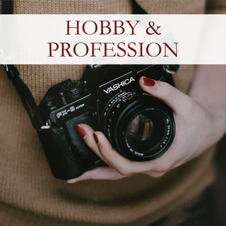 Hobby and Profession