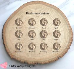 baby birthstone options