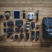 写真撮影機器