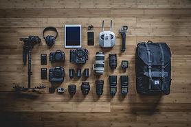 photography equipment