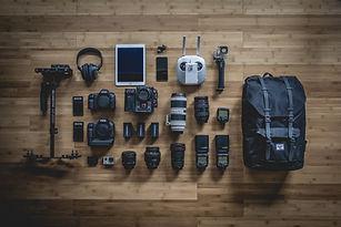 fotografia sprzęt
