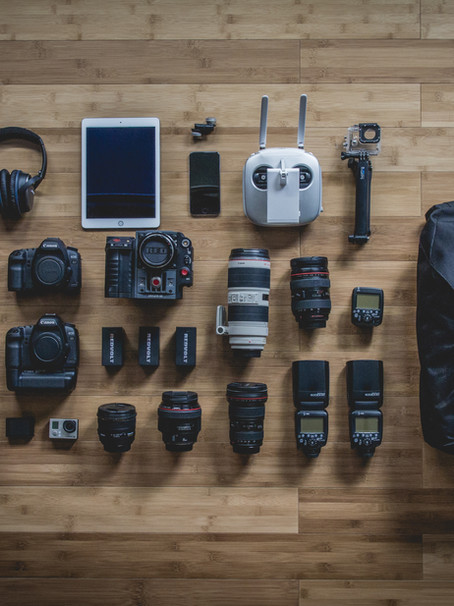 Equipment for Professional Videographers