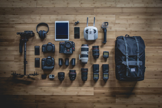 Architectural photography essentials for your location shoot
