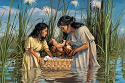 A Mothers' Sacrifice (Johebed)