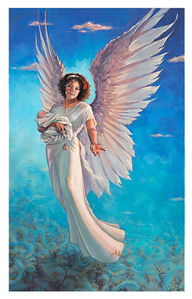 """Angel Mother"" Giclee"