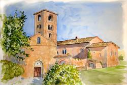 Sovicile Chapel - Siena '09