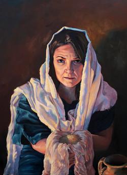 The Widow's Last Bread