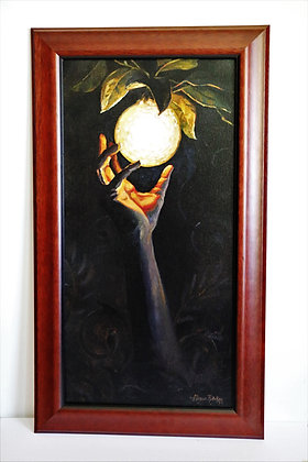 Fruit of Life - framed giclee