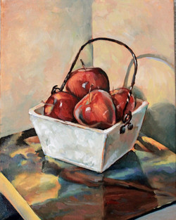 Apples over Parrish