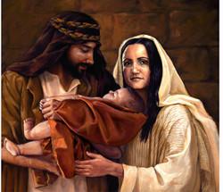 Be It Unto Me (Mary)