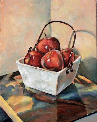 """Apples over Parrish"" 2013"