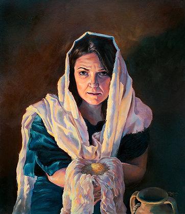 """""""The Widow's Last Bread"""""""